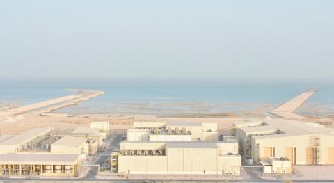 fondo descarbonización ACCIONA incluirá proyecto IA desaladora Umm Al Houl