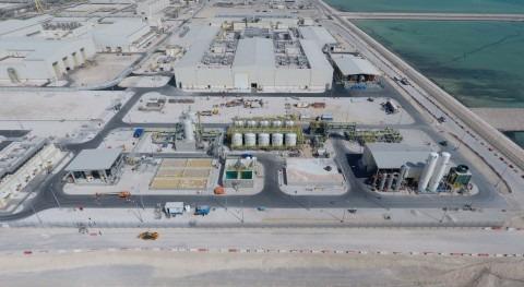 ACCIONA completa pruebas finales ampliación desalinizadora Umm Al Houl Catar