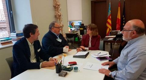 Valencia acelerará ejecución proyecto red riego sector Antella