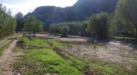 Acondicionado tramo cauce río Anoia paso Igualada