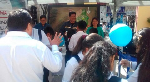 Gobierno Bolivia participa actividades enfocadas al cuidado agua Tarija