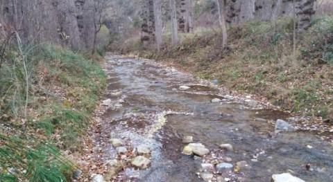 CHE finaliza tres actuaciones conservación cauces río Alhama Cigudosa, Soria