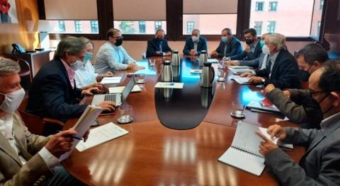 Comisión Seguimiento explotación Embalse San Salvador se reúne Madrid