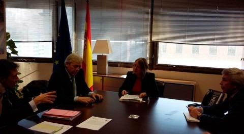 ACUAES acuerda proyecto ampliación ETAP Talavera Reina