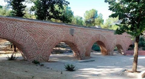 Historias Madrid (XI): Acueducto Sabatini Casa Campo
