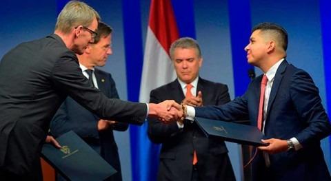 Colombia y Países Bajos cooperan ejecutar proyectos agua potable y saneamiento básico