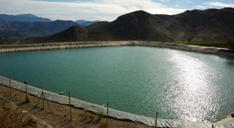 CNR bonificará primera vez piscinas infiltración acumulación 120.000 m3