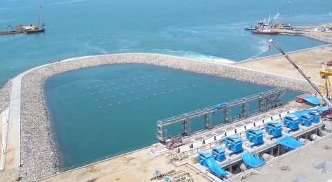 WEC selecciona ACWA Power como ofertante preferente desaladora Rabigh 3 Arabia Saudí