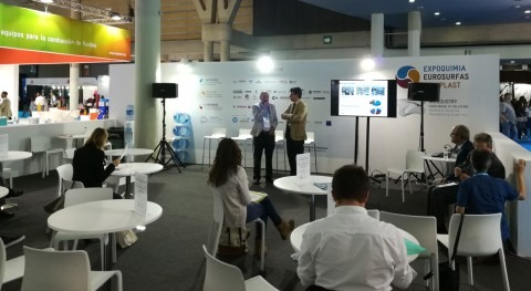 avances integración Industria Química ciclo agua, debate Expoquimia