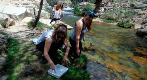 100 escolares participarán primera actividad ADECAGUA Sierra Guadarrama