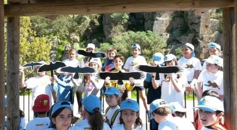 ADECAGUA comienza actividades educación ambiental Parque Nacional Monfragüe