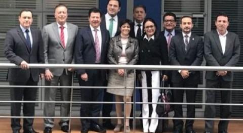 Se reúne Consejo Directivo ANEAS Blanca Jiménez
