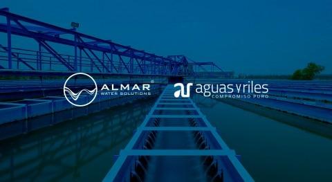 Almar Water Solutions adquiere 50% empresa chilena Aguas y Riles S..