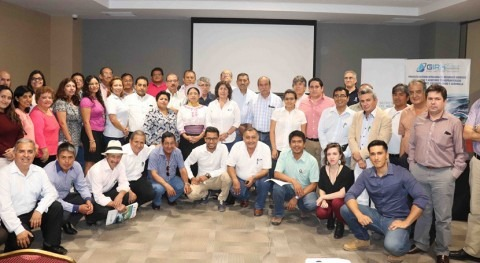 Presentado diagnóstico transfronterizo recursos hídricos Ecuador-Perú