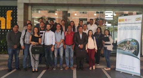 AEAS realiza Ecuador taller modelización hidráulica colaboración AECID