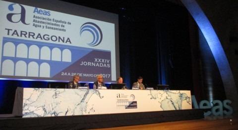 AEAS reúne más 600 expertos sector agua XXXIV Jornadas Técnicas