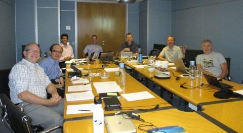 AEAS acoge primera reunión IWSFG Productos Desechables Inodoro