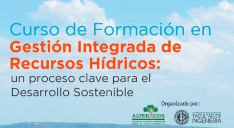 AECID financia curso Gestión Integrada Recursos Hídricos Lago Ypacaraí