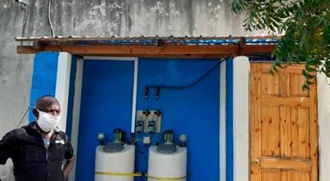 Lanzamiento proyecto abastecimiento agua Aquin
