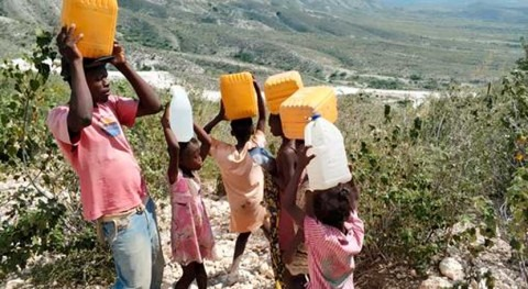 Fondo Cooperación Agua y Saneamiento ofrece apoyo técnico Haití