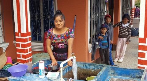 Buenas prácticas enfoque género programas agua