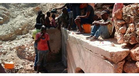 L'Estere y Desdunes inician rehabilitación sistema bombeo agua