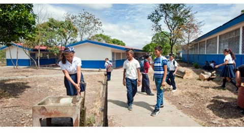 Refuerzo servicios agua luchar COVID-19 América Latina