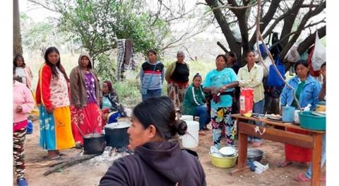 Indígenas Paraguay dan consentimiento intervenciones agua comunidades