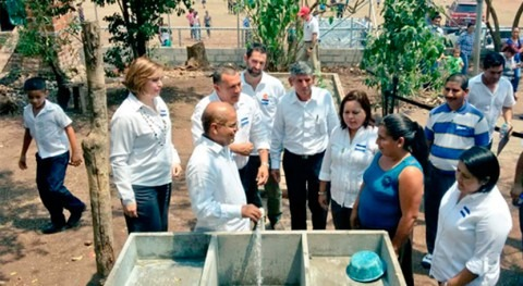 Aprobados seis nuevos programas acceso al agua y al saneamiento América Latina