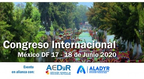 Suspendido Congreso Internacional México DF 17 y 18 junio 2020