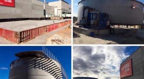tecnología MBR AEMA ayudará mejorar depuración EDARi Zaragozana