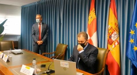 """Javier Gordaliza (AEMET): """" cambio climático ya está aquí"""""""