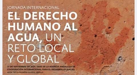 Jornada Internacional: derecho humano al agua, reto local y global
