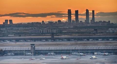 nuevo algoritmo permite predecir formación tormentas aeropuerto Madrid-Barajas