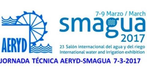 Jornada Técnica AERYD-SMAGUA