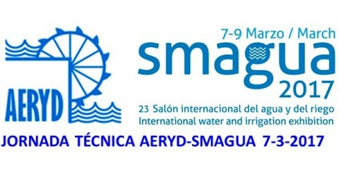 Jornada Técnica AERYD-SMAGUA experiencia española modernización regadío