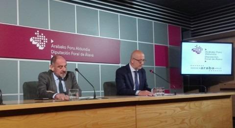 Diputación Foral Álava y URA invertirán millón euros 2018 mantenimiento ríos
