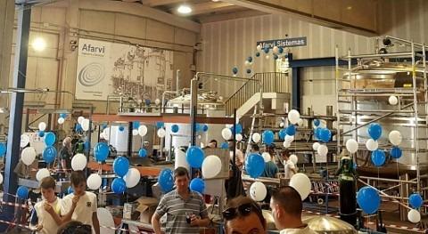 Afarvi celebra 15 años éxito tratamiento agua y instalaciones proceso