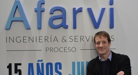 Afarvi nombra Bernat Villoro responsable comercial Cataluña