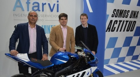 Afarvi presenta Farmaforum capacidad tecnológica y servicio global