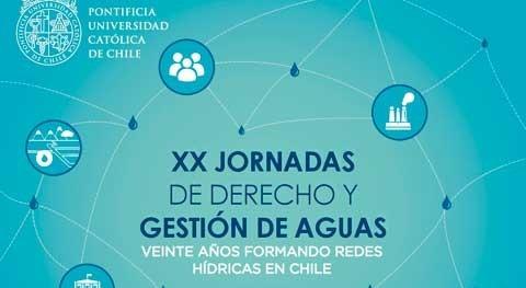 XX Jornadas Derecho y Gestión Aguas