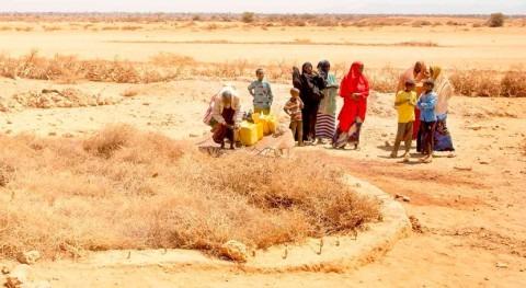 Casi 17 millones niños y niñas africanos sufren inseguridad alimentaria cambio climático