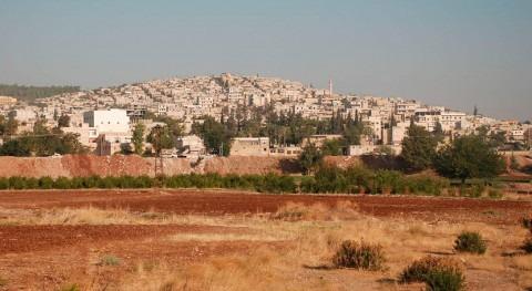 fuerzas kurdas acusan Turquía atacar planta agua Afrin