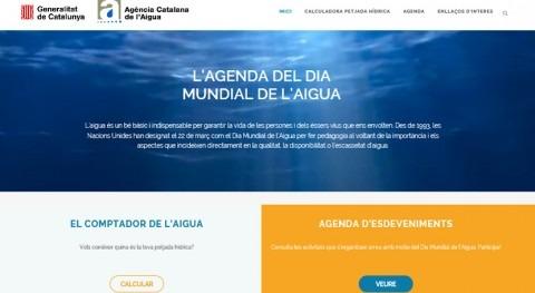 Agenda Agua: Conoce todas actividades que Cataluña celerbará Día Mundial Agua