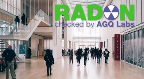 AGQ Labs amplía acreditación análisis radón
