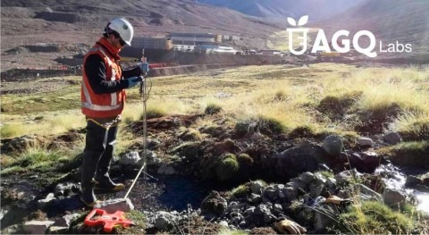 AGQ Labs se hace control aguas mineras Chile