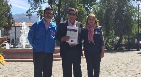 Chile entrega bonificación que beneficiará 3.600 regantes Putaendo