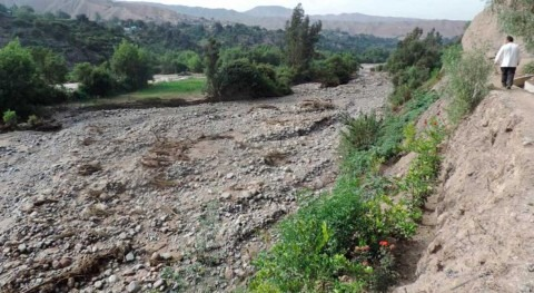 Perú rehabilitará infraestructura menor riego Moquegua e Ilo