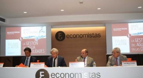 agua España es 35% más barata que media europea, CGE