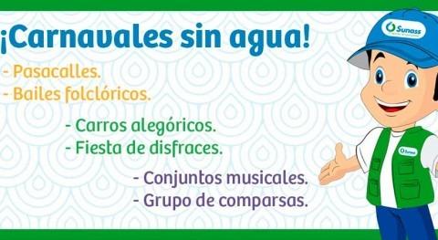 Perú llama no desperdiciar agua potable durante carnavales